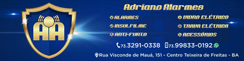 Adriano Alarmes