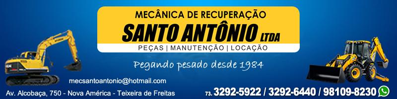 Mecânica de Recuperação Santo Antônio