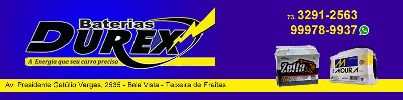 Baterias Durex