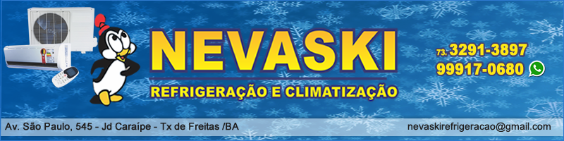 Nevaski Refrigeração e Climatização