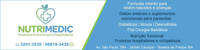 Nutrimedic Produtos Nutricionais e Hospitalares