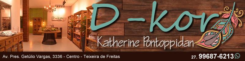 D-kor By Katherine Pontoppidan