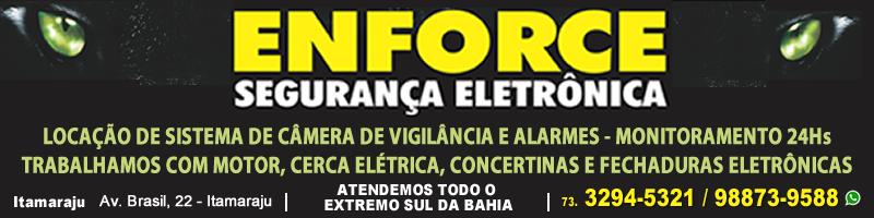 Enforce Segurança Eletrônica