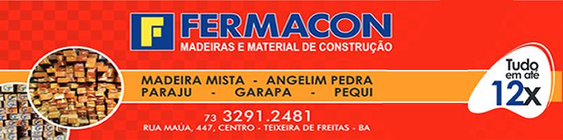 Fermacon Material de Construção