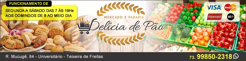 Mercado e Padaria Delícia de Pão