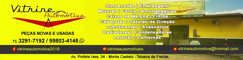 Vitrine Automotiva