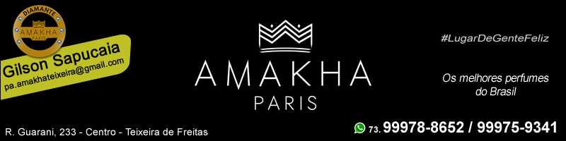 Amakha Paris Cosméticos e Perfumaria