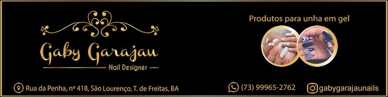Gaby Garajau Nails Designer