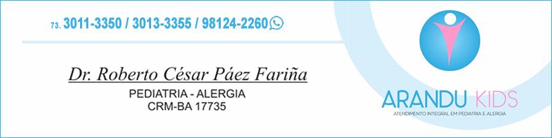 Roberto César Páez Fariña