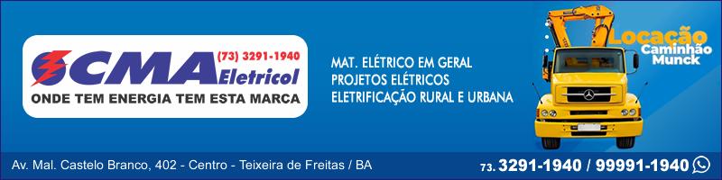 CMA Eletricol Material Elétrico