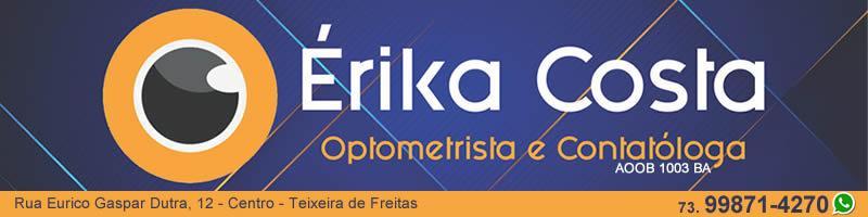 Consultório Optométrico Érika Costa