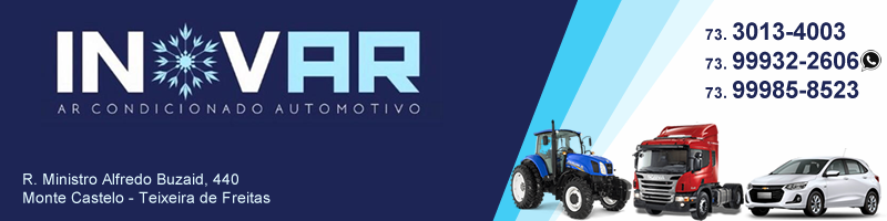 Inovar Ar Condicionado Automotivo