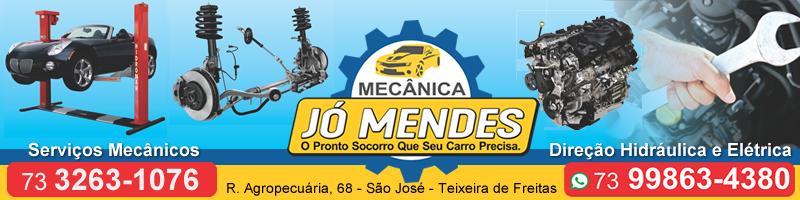 Mecânica Jó Mendes