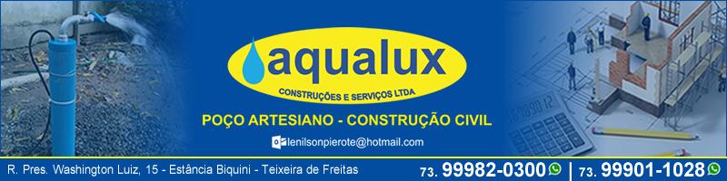 Aqualux Poço Artesiano e Construção Civil