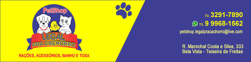 Pet Shop Legal pra Cachorro