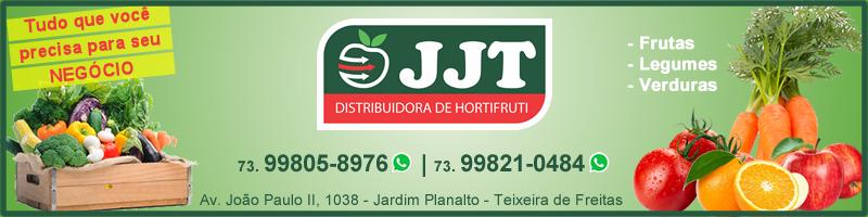 JJT Distribuidora de Hortifruti