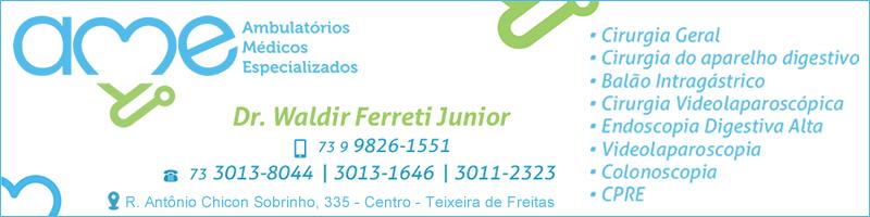 Waldir Ferreti Júnior