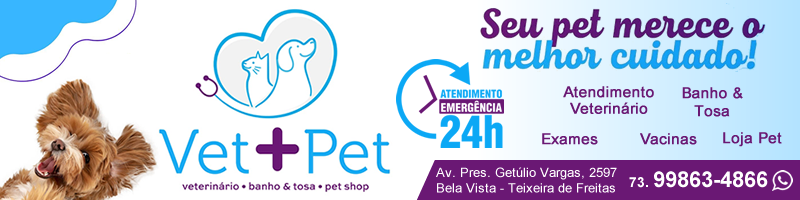 Vet + Pet Clínica Veterinária e Pet Shop