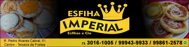 Esfiha Imperial