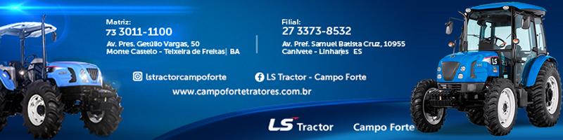 Ls Tractor Campo Forte Tratores e Implementos Agrícolas