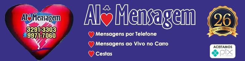 Alô Mensagem Mensagem por Telefone, Mensagem ao Vivo no Carro e Cestas