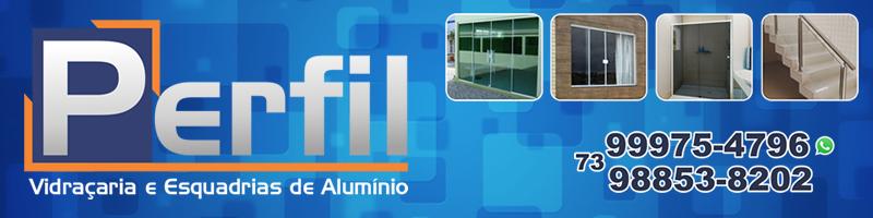 Perfil Vidraçaria e Esquadrias de Alumínio