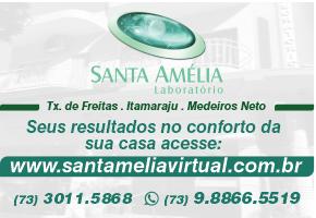 Laboratório Santa Amélia - Medicina Laboratorial